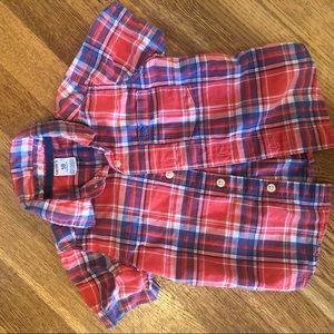 18 month Carters little boy shirt.